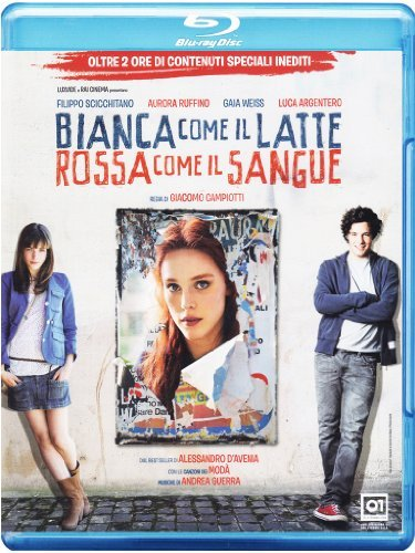 White As Milk, Red As Blood (2013) ( Bianca come il latte, rossa come il sangue ) [ NON-USA FORMAT, Blu-Ray, Reg.B Import - Italy ]