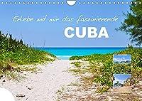 Erlebe mit mir das faszinierende Cuba (Wandkalender 2022 DIN A4 quer): Cuba ist ein Land voller Traditionen und Naturschoenheit. (Monatskalender, 14 Seiten )