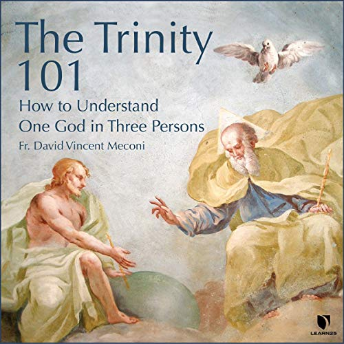 The Trinity 101: How to Understand One God in Three Persons audiobook cover art