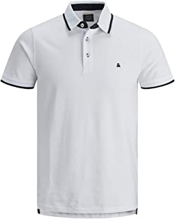 Jack & Jones Men's Jjepaulos Polo Ss Noos Polo Shirt