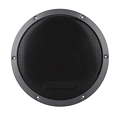 Garsent Subwoofer Speaker, 10 inch 8Ω Full Range HiFi Audio Bass Subwoofer Loudspeaker Stereo Woofer Speaker. from Garsent