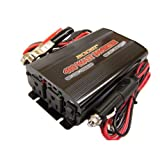 Boost 400 W Watt 12v Dc to 120v Ac Car Truck Automotive Power Inverter (400 Watt)
