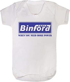 Cloud City 7 Binford Tools Home Improvement Baby Grow Short Sleeve