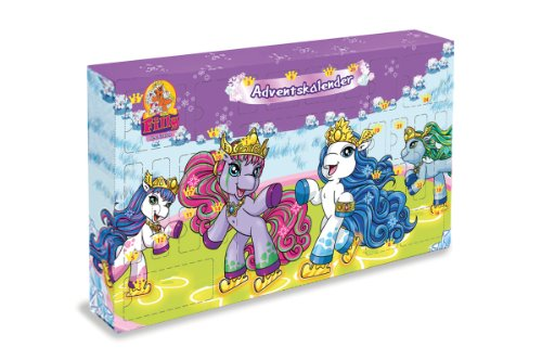 Simba 105951348 - Filly Ice Elves Adventskalender