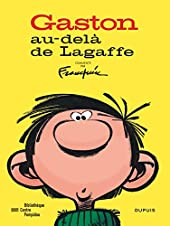 Gaston Au-Delà De Lagaffe - Au-delà de Lagaffe (catalogue de l'expo à la BPI) - Tome 0 - Gaston - Au-delà de Lagaffe ( de Franquin