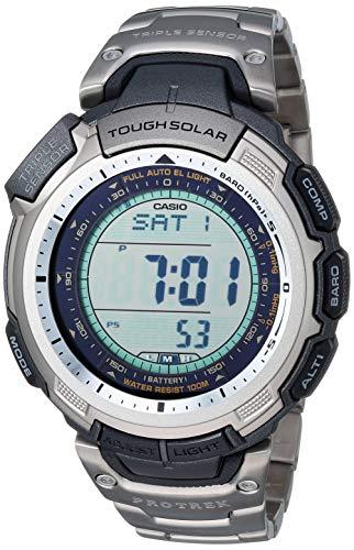 Relógio Casio Triple Sensor - Pro Trek - PRG-110T-7VDR