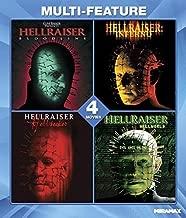 Hellraiser Collection: (Hellraiser - Hellworld /Hellraiser - Bloodline / Hellraiser - Inferno / Hellraiser - Hellseeker)