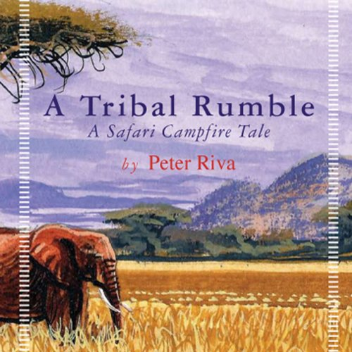 A Tribal Rumble audiobook cover art