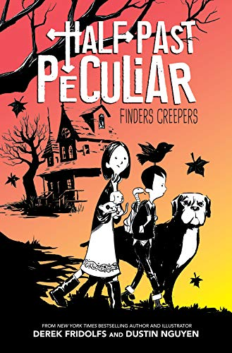 Finders Creepers (Half Past Peculiar, Book 1) (1)