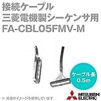 MEE FA-CBL05FMV-M 接続ケーブル 三菱電機(株)製シーケンサ用 (0.5m) NN