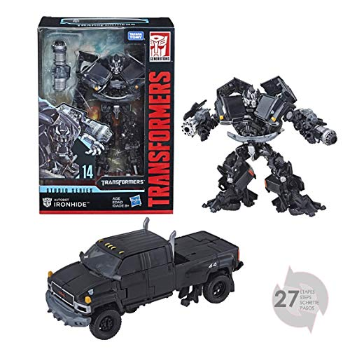 Transformers Studio Series - Ironhide 14 (Voyager Class), E0978ES0