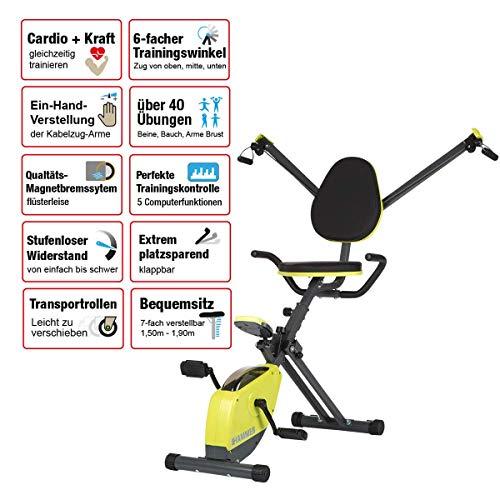 HAMMER Wonderbike X-Bike Heimtrainer kaufen  Bild 1*