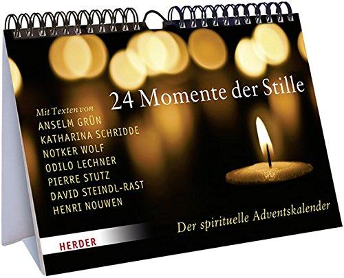 24 Momente der Stille: Der spirituelle Adventskalender
