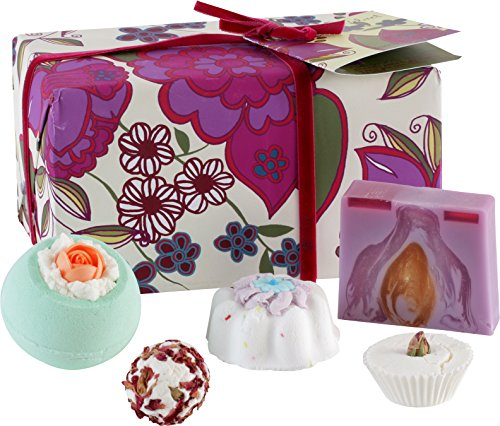 Cosméticos Bomb - Velvet Vintage - caja de regalo - Productos de baño