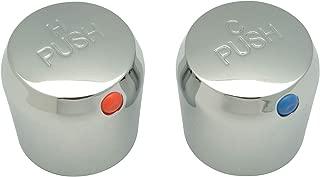 Zurn G61830 Aquaspec Hot and Cold Metering Handle