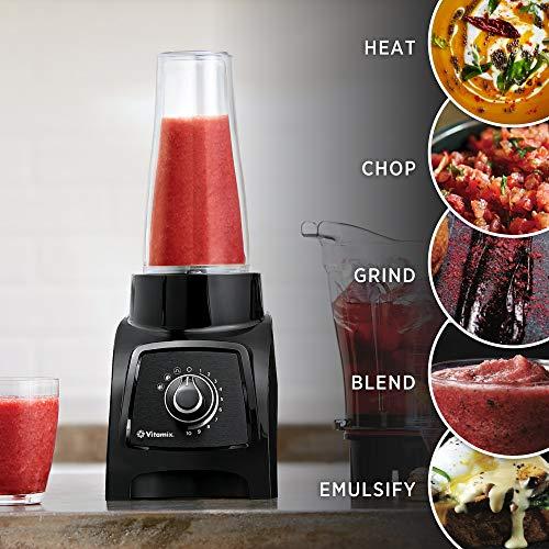 Vitamix S50 S-Series Blender, Professional-Grade, 40oz. Container, Black