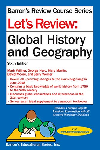 Let's Review: Global History and Geography (Barron's Regents NY)