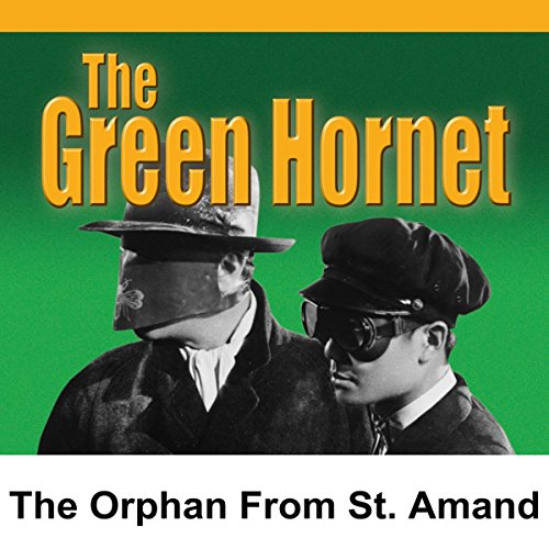 The Orphan from St. Amand audiobook cover art