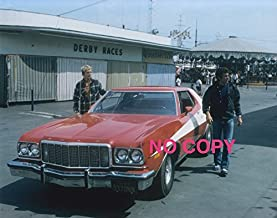 Starsky and Hutch David Soul & Paul Michael Glaser, Photo 8x10,#4089
