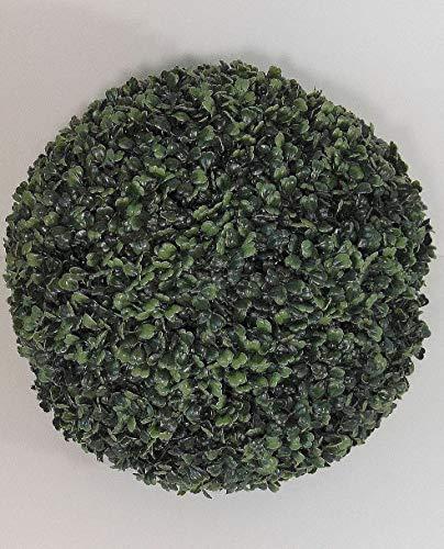 Bille boule de buis ø 28 cm Plante artificielle Jardin Usage intérieur et extérieur
