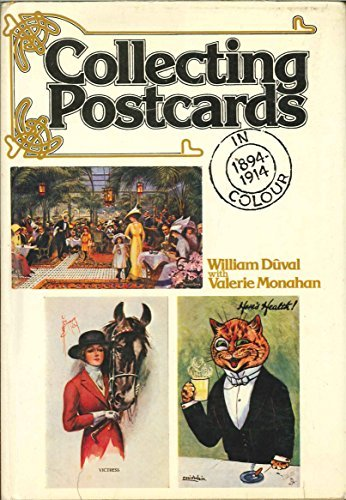 Collecting postcards in colour, 1894-1914