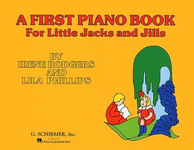 Richard Rodgers: A First Piano Book For Little Jacks And Jills