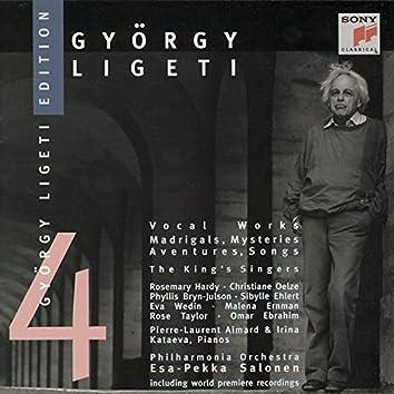 György Ligeti Edition, Vol. 4