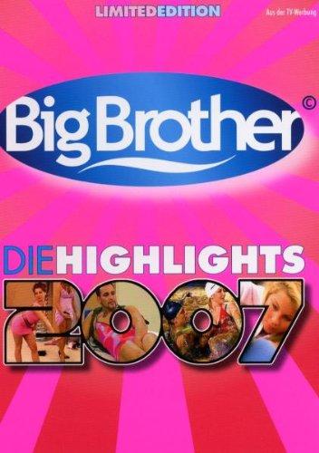 Big Brother - Die Highlights aus der aktuellen Staffel 2007 [Limited Edition]