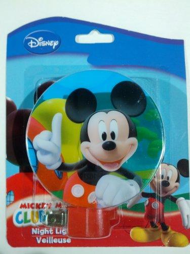 Home Living Mickey Veilleuse Différents motifs