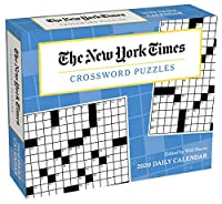 The New York Times Crossword Puzzles 2020 Day-to-Day Calendar