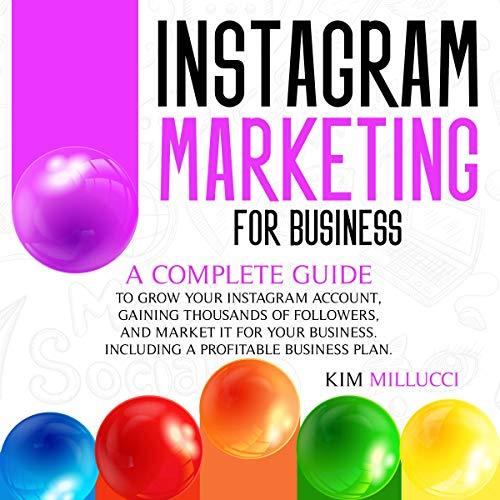 Instagram Marketing for Business cover art