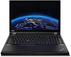 CUK ThinkPad P53 Mobile Workstation Laptop (Intel i7-9750H, 64GB RAM, 2TB NVMe SSD + 2TB HDD, NVIDIA Quadro T1000 4GB, 15.6