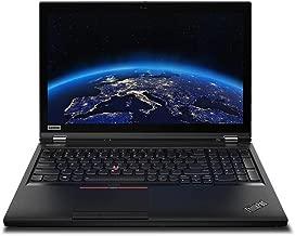 CUK ThinkPad P53 Mobile Workstation Laptop (Intel i7-9750H, 32GB RAM, 1TB NVMe SSD + 1TB HDD, NVIDIA Quadro T1000 4GB, 15.6