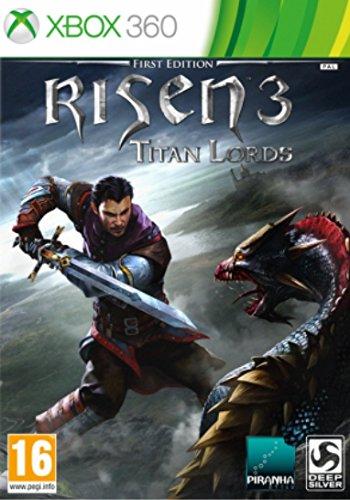 Deep Silver Risen 3: Titan Lords First Edition, Xbox 360 Xbox 360 vídeo - Juego (Xbox 360, Xbox 360, RPG (juego de rol), M (Maduro))