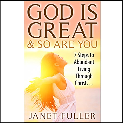 God Is Great and so Are You audiobook cover art