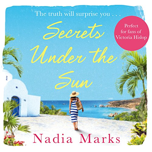 Secrets Under the Sun audiobook cover art