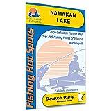 Fishing Hot Spots Namakan Lake