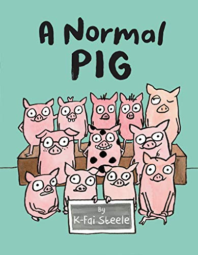 Image of A Normal Pig