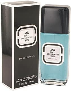 ROYAL COPENHAGEN by Royal Copenhagen Cologne Spray 3.3 oz for Men - 100% Authentic