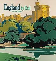England by Rail 2021 Calendar