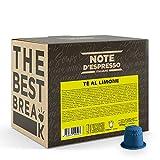 Note D'Espresso Preparato Solubile per Bevanda al Gusto di Tè al Limone, 800 g (8g x 100) Esclusivamente Compatibili con le Macchine per Caffè a Capsule Nespresso