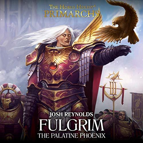 Page de couverture de Fulgrim: The Palatine Phoenix