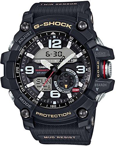 CASIO G-Shock G Shock quarzo Master Mudmaster Gg-1000-1A / Gg-1000-1Adr pazzo mondo tempo Display uomini per gli uomini
