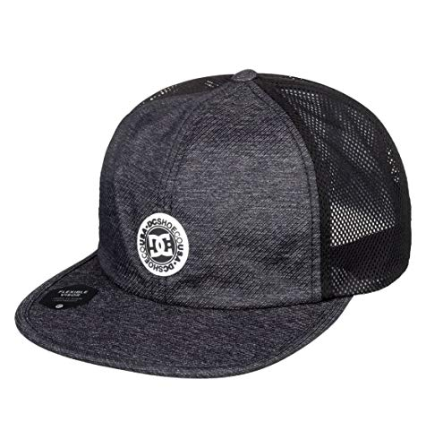 DC Shoes Crosshair Black cappellino PE19