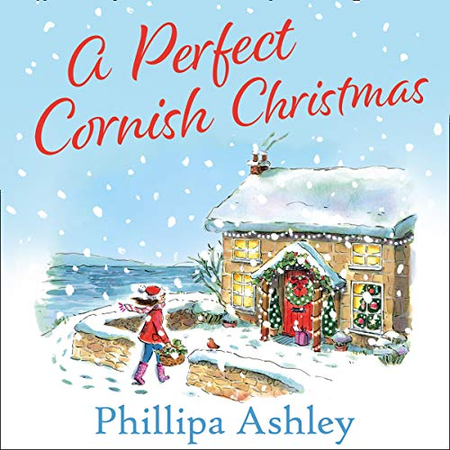 A Perfect Cornish Christmas audiobook cover art