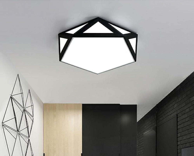 Ultraslim Deckenleuchte LED JIUMENG Modern Energie 32W ...