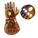 KTops Thanos Gloves Infinity Gauntlet Fin del Juego Iron Man Tony...