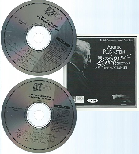 Artur Rubinstein: The Chopin Collection Nocturnes (UK Import)