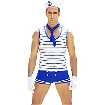 Sexy sailor Stag costumes