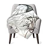 xdbgdfhdhdjdj Stevie-Fucking-Nicks Baby Blanket Super Soft and Warm Blanket Comfortable Blanket For Boys and Girls Suitable For Crib Stroller Nap Outdoor 30 Inch*40 Inch